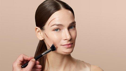 makeup-counturing
