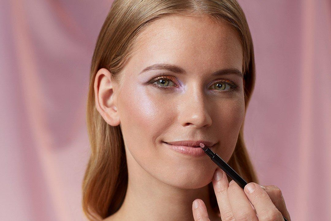 tutorial makeup frühlings look 2020
